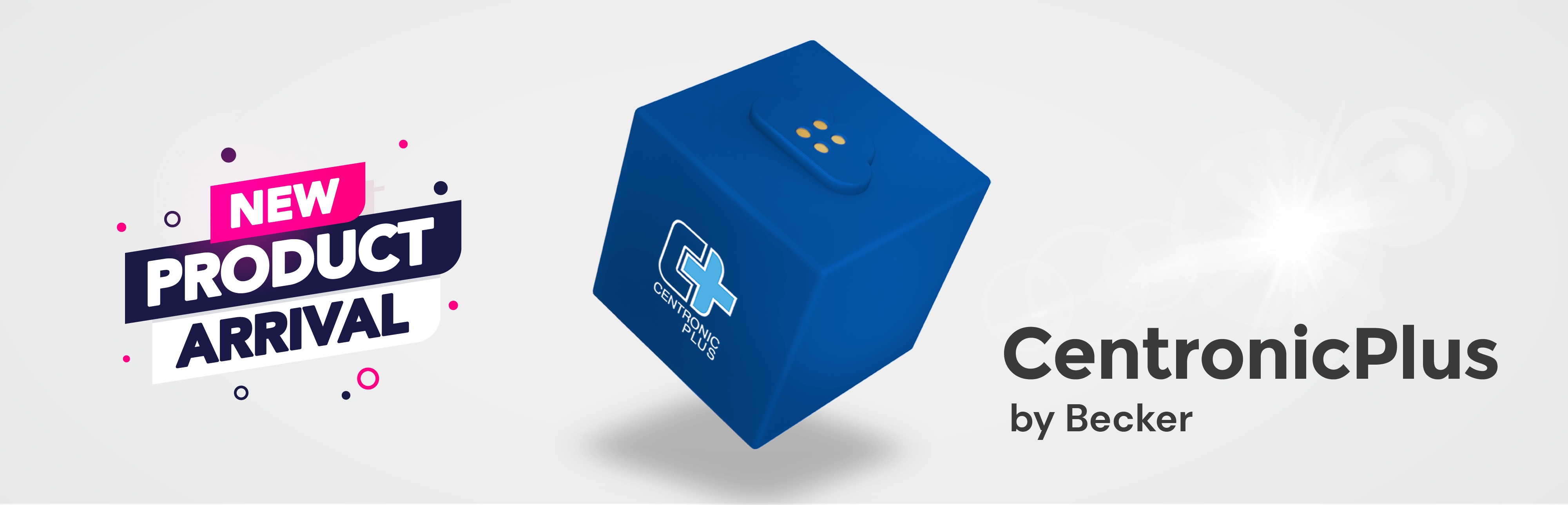 CentronicPlus Cube homee